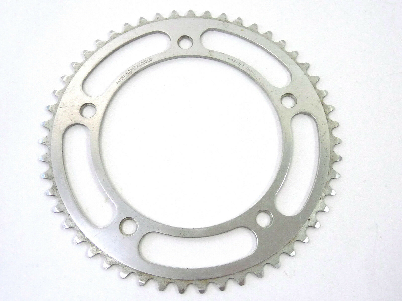 Campagnolo 151 Bcd Record Chainring 51T 3 32  Road Vintage Bicycle 151 NOS