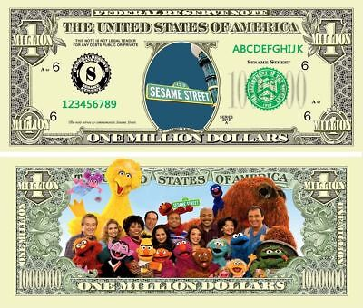 classic State of Illinois Dollar Bill Fake Funny Money Novelty Note FREE SLEEVE