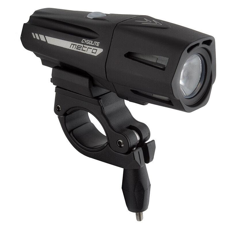 New Cygolite Metro Plus 800 Lumens USB Rechargeable LED Headlight Head Light