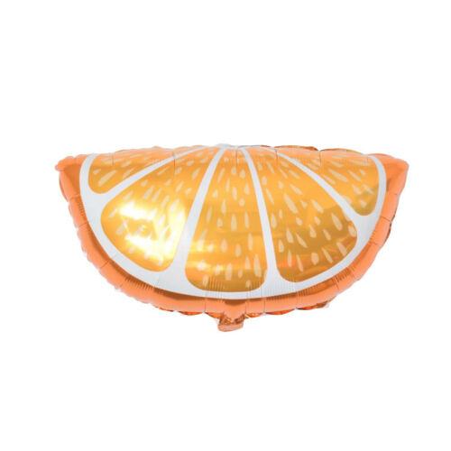 Fruit Foil Balloons Inflatable Toys Party Decor Helium Balloon Party Supplies