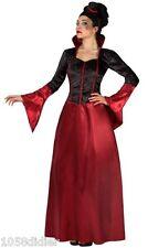 Déguisement Femme Dame Médiévale M/L 40/42 Costume Adulte Vampire