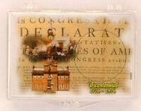1976 Bicentennial Half Dollar 2x3 Snap Lock Coin Holder, 3 Pack