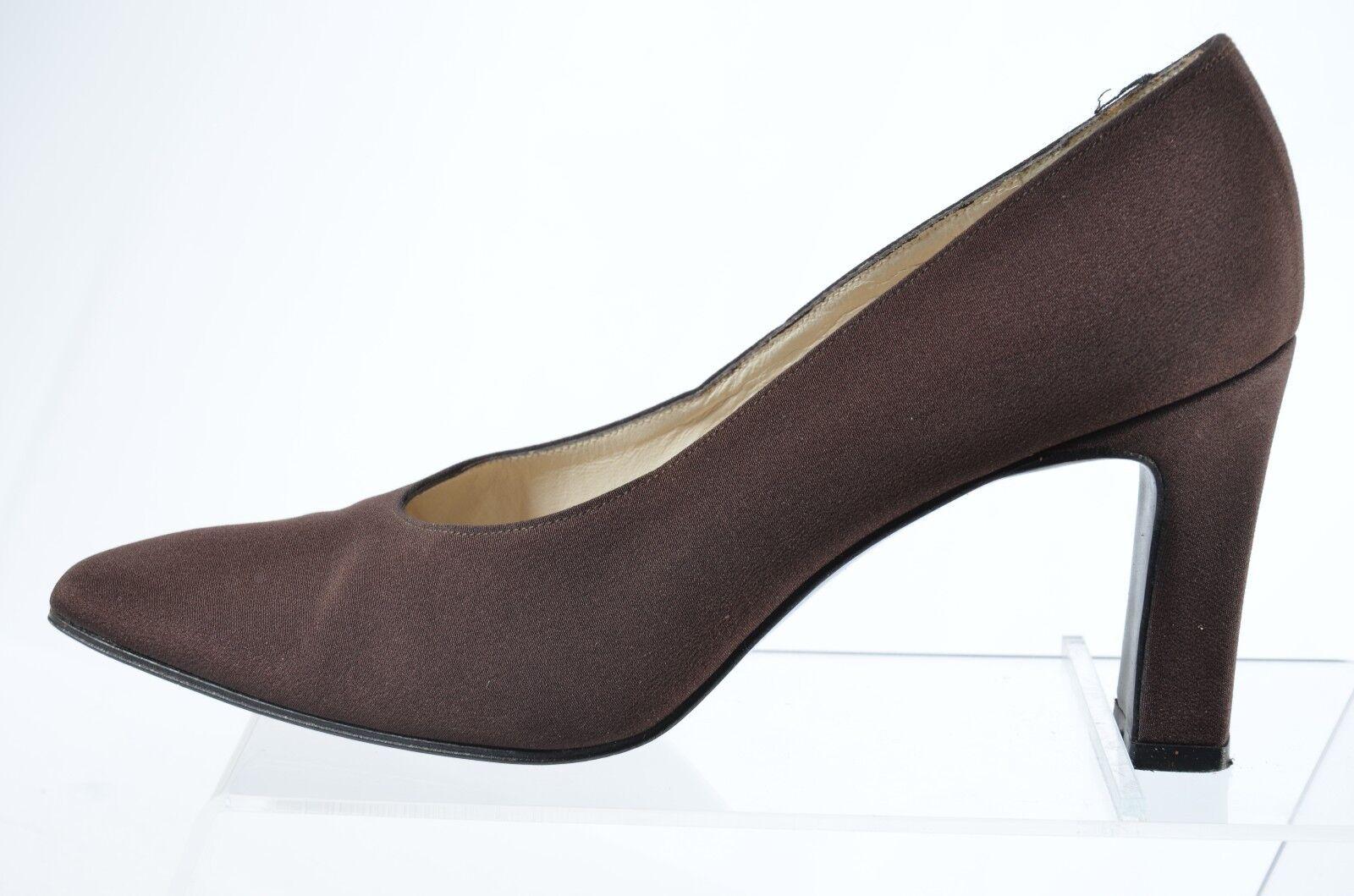 Stuart Weitzman Womens Size 8AA Shoes (I) Brown  Heels  (I) Shoes f73f31