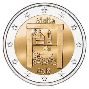MALTA-SPECIALE-2-EURO-2018-034-CULTUREEL-ERFGOED-034-UNC
