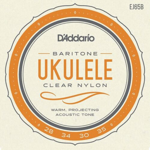D/'Addario EJ65 Pro-Arte Custom UKULELE Strings  Concert Soprano Tenor Baritone