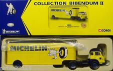 CORGI FRENCH Heritage Bibendum Renault JL Remorque Fruehauf Michelin - EX70902