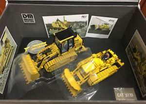 Diecasts & Toy Vehicles 963k Track Loader 1:50 Diecast Masters Dm85559 At Any Cost Evolution Cat 977d Traxcavator