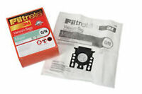 Miele Canister 3m Synthetic Type Gn Hepa Bags 5 Pk 2 Filter Part - 68705