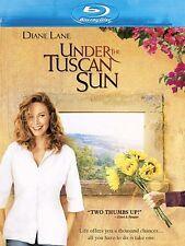 UNDER THE TUSCAN SKY (2003 Diane Lane)  -  Blu Ray - Sealed Region free