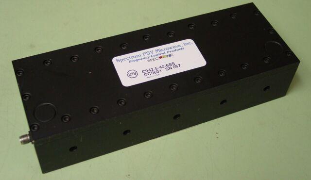 Maury Microwave 2640c Tunable Rf