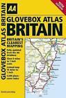 AA Glovebox Atlas Britain by AA Publishing (Paperback, 2015)