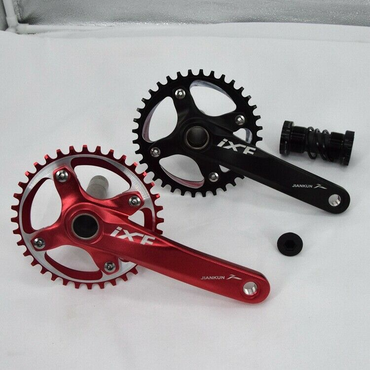 11Speed MTB Bicycle 323436T Chainring Cranksets Mountain Bike Crank Sets
