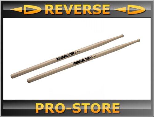 Regal Tip Regal 9A Wood Tip Drum Sticks Drums