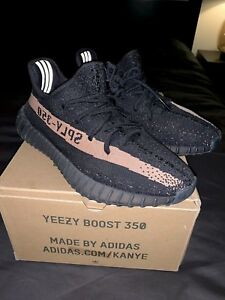 27d7aa7a7 Image is loading Adidas-Yeezy-Boost-350-V2-Copper