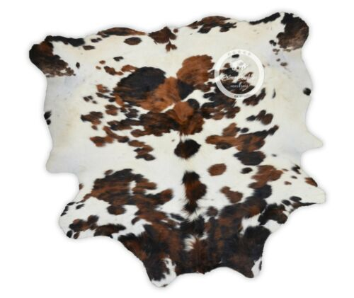 XL Kuhfell, Tricolor,High quality M L XXL Cowhide Rug