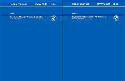 BMW 3.0CS 3.0CSi 3.0CSL 3.0Si Repair Manual 1971 1972 1973 1974 1975 1976 Shop