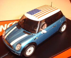 Qq 50302 Ninco Mini Cooper Séries de drapeaux et rayures