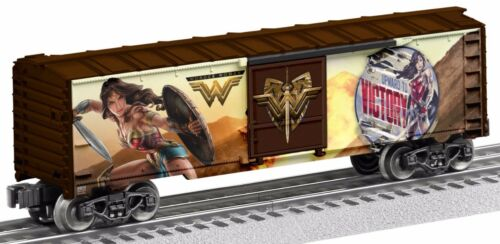 Lionel Wonder Woman Boxcar # 684616
