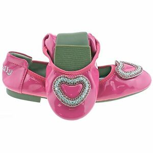 LELLI-KELLY-MAGICHE-LK4108-FUXIA-scarpe-bambina-ballerine-mocassini-fibbia
