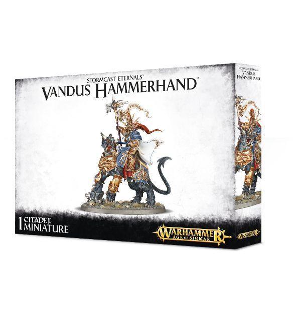Stormcast Eternal Veus Hammerhe giocos  Officina Warhammer Age Of Sigmar Aos  negozio all'ingrosso