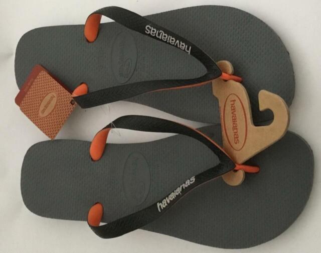 super cheap elegant shoes price reduced Havaianas Top Mix Mens Summer Flip Flop Beach Sandals Size UK 10 ...