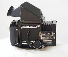 Mamiya RB67 Pro with Mamiya Pro Prism Finder and 120 Roll Film Holder