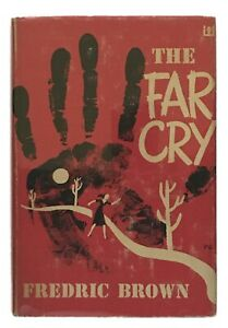 Fredric Brown: The Far Cry FIRST EDITION