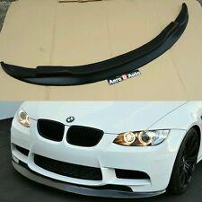 08-13 E90 E92 E93 BMW M3 GTS Estilo Delantero Labio Divisor | Coupe & Saloon PU