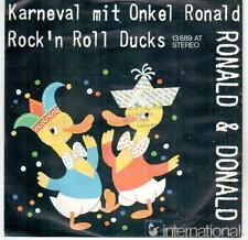 "<3960-19> 7"" Single: Ronald & Donald - Karneval mit Onkel Ronald"