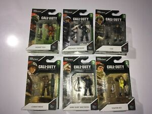 Mega Construx Call Of Duty Specialist Bundle Of 6 Figures Series 2 New Mint Ebay