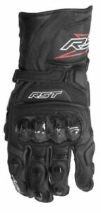 RST-2128-Delta-3-CE-Motorcycle-Motorbike-Double-Leather-Armoured-Gloves-Black