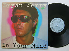 LP Bryan Ferry - In Your Mind - OIS - This Is tomorrow / Tokyo Joe