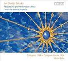 Jan Dismas Zelenka: Responsoria pro hebdomada sancta; Lamentatio Ieremiae Prophetae (CD, Apr-2012, 2 Discs, Accent)
