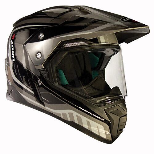 Zoan Synchrony Duo Double Lens Tourer Graphic Snow Helmet
