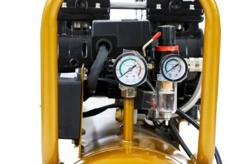 with air dryer. AIR COMPRESSOR AFLATEK Low noise Oil free