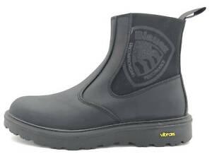 BLAUER-GUANTANAM07-Schuhe-Stiefel-Beatles-Leder-Manner