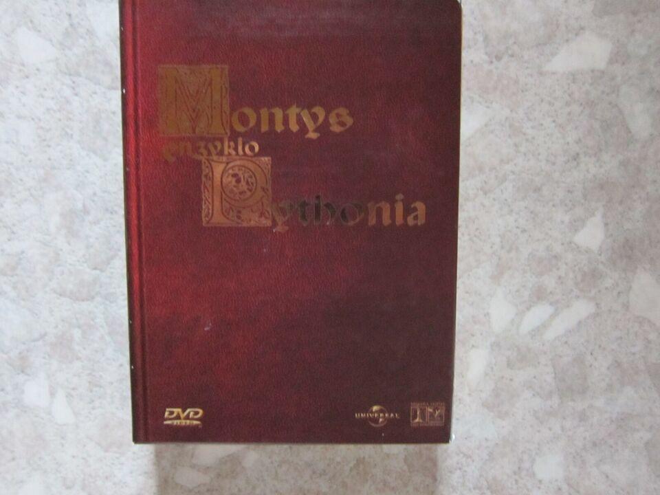 DVD, komedie