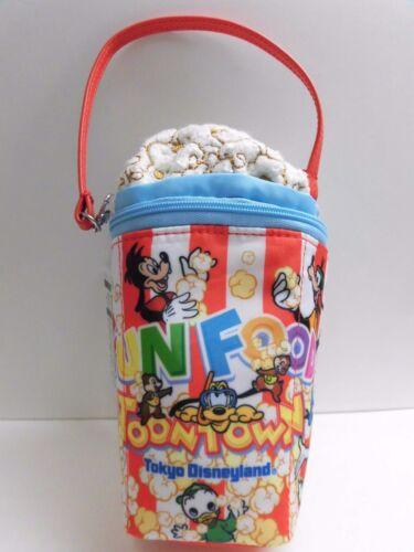 Tokyo Disney Resort Limited Mickey Mouse Popcorn Pencil  Case