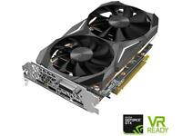 Zotac GeForce GTX 1080 Mini ZT-P10800H-10P 8GB GDDR5X Video Card