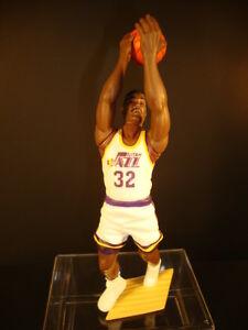 Starting Lineup, Basketball - 1994 - Loose Figure - Karl Malone - Utah.