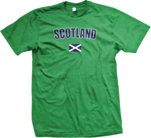 Scotland Edinburgh English Scottish Island Country Pride  Mens T-shirt