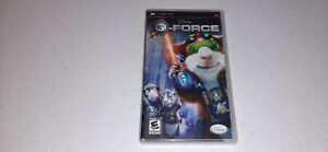 G-Force (Sony PSP, 2009) Video Game Complete CIB Tested Gforce G Force