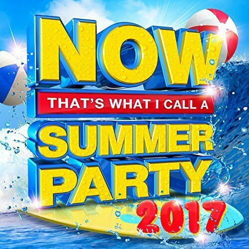 Various Artists - NOW That's What I Call A Summer Party 2017 Box set (CD)