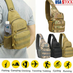 Men-Backpack-Molle-Tactical-Sling-Chest-Bag-Assault-Pack-Messenger-Shoulder-Bag