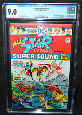All-Star Comics #58 - 1st Appearance of Power Girl - CGC Grade 9.0 - 1976