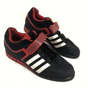 Zapatos excelente en Usado Powerlift 0 2 de estado Adidas 7Ybf6gyv