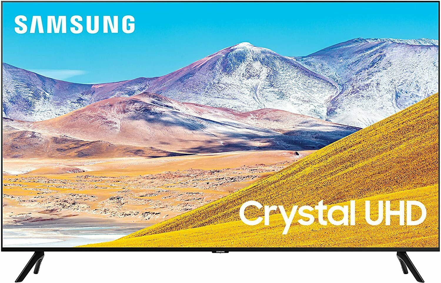 New Samsung 85' TU8000 Series Crystal UHD 4K TV UN85TU8000TA LOCAL PICKUP ONLY. Available Now for 1499.00