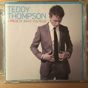 Teddy Thompson : A Piece of What You Need CD (2008)