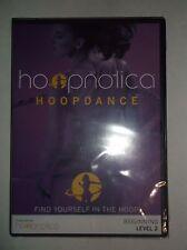 Hoopnotica - Hoopdance Workout Beginning Level 2 (DVD, 2007) BRAND NEW, Exercise