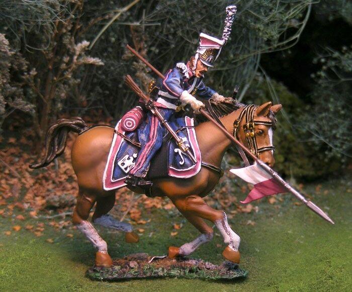 Die Sammler Schaufenster Napoleonisch Französische cs00690 Polierung Lancer